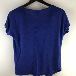Lilly Pulitzer Tops - Lilly Pulitzer Womens Blue Small Top Small